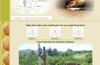 Cabañas Rio Dorado – Alpa Corral – Córdoba