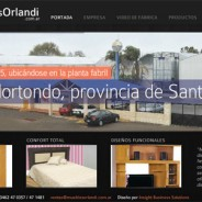 Muebles Orlandi – Elortondo – Pcia. Santa Fe